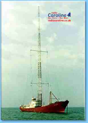 Ross Revenge canvas image