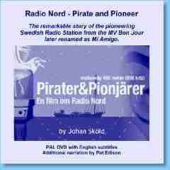 Radio Nord DVD