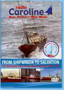 From Shipwreck to Salvation DVD